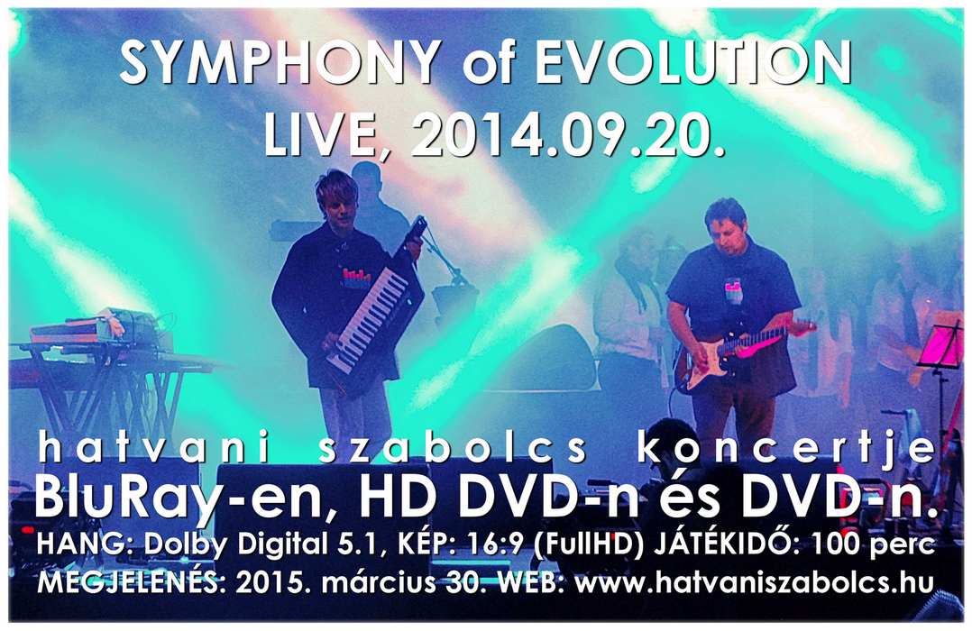 SYMPHONY of EVOLUTION - LIVE, 2014.09.20.