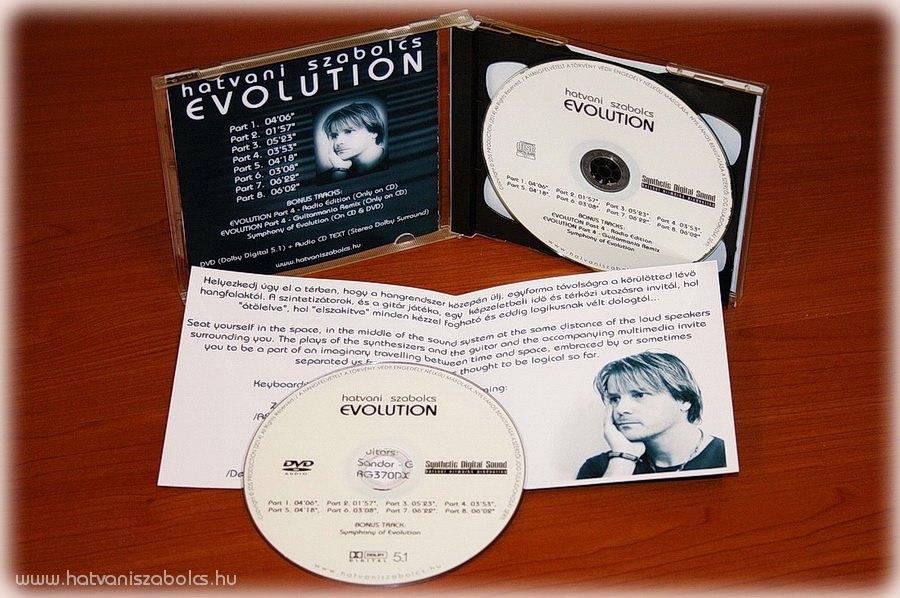 EVOLUTION, 2014.