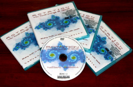 ROTATION 5.1Surround DVD (2010)